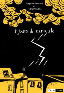 7 jours de canicule - Cover