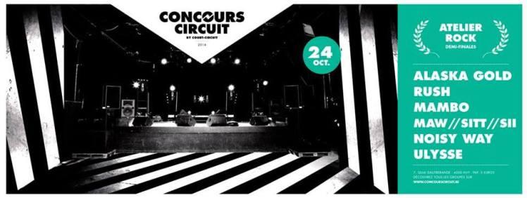 Concours Circuit