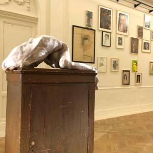 """Per Benedetto, 2009"", Berlinde De Bruyckere"