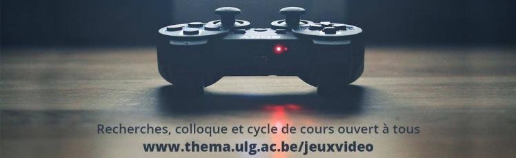 Jeux vidéo et ULg